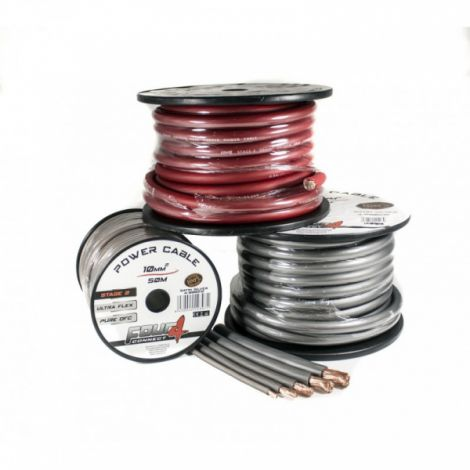 4connect 20mm2 silver 50M