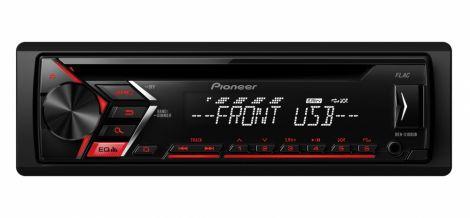 Pioneer DEH-S100UB Röd