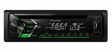 Pioneer DEH-S100UB Grön