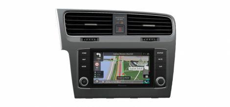 Pioneer Navgate EVO Komplett multimedia system anpassat för VW Golf 7