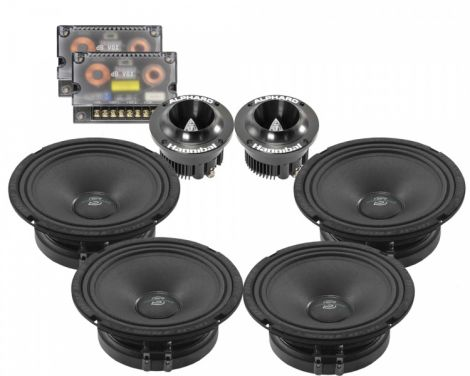Deaf Bonce Apocalypse AP-M60S 4x6,5 kit
