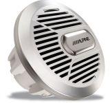 Alpine SWR-M100, silver