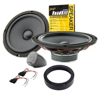 Focal INTEGRATION 8 KIT system VW -04