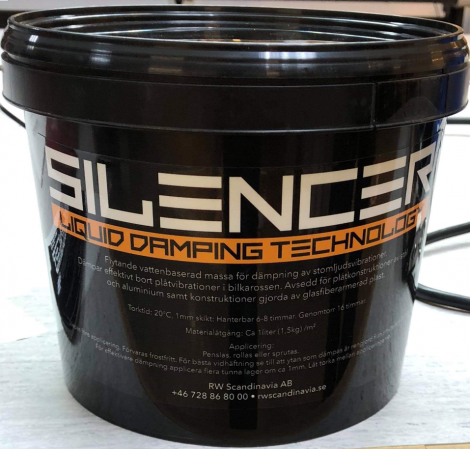 SILENCER Liquid 3liter