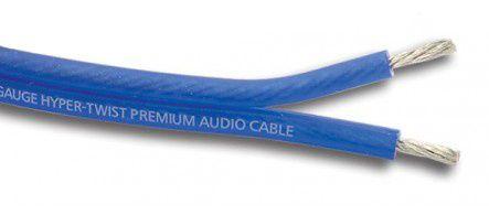 Stinger 4mm2 Matt blå kabel