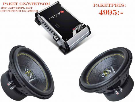 Paket GZIW12SPL-EXT Stetsom EX1200EQ1