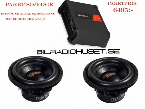 Paket SD3000.1Nano/Edge