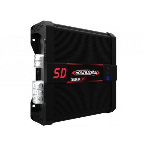 Soundigital SD1200.1D EVO II - 02ohm