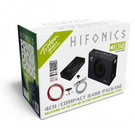 Hifonics TRITON TBP800.4