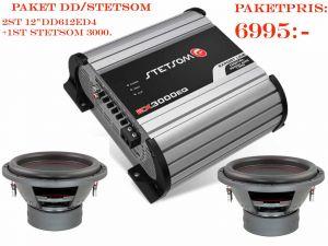 Paket DD 612eD4/Stesom EX3000EQ1